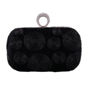 Fashion Women's Knitted Mini Handbag Girls Party Evening Purse TCDBG0109