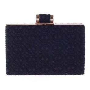 New Fashion Ladies Cut Out Lace Evening Bag Party Clutch Bags TCDBG0146