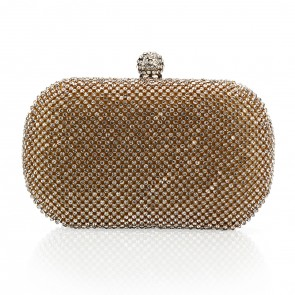 New Fashion Diamond Studded Evening Bag Mini Handmade Clutch Bag TCDBG0124