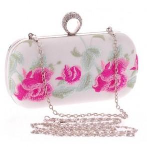 Women Fashion Embroidery Handbag Girls Evening Party Clutch Bag TCDBG0126