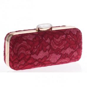 Ladies Fashion Lace Evening Bag Mini Party Clutch Bags TCDBG0143