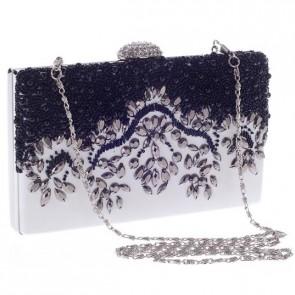 New Fashion Beading Clutch Bags Women Simple Evening Handbag 7