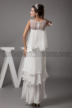 Ivory Prom Gown Evening Formal Dresses With Beading