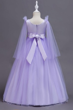 Princess Junior Bridesmaid Dress