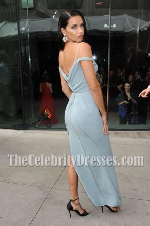アドリアナリマオフショルダーバックレスイブニングウエディングドレス