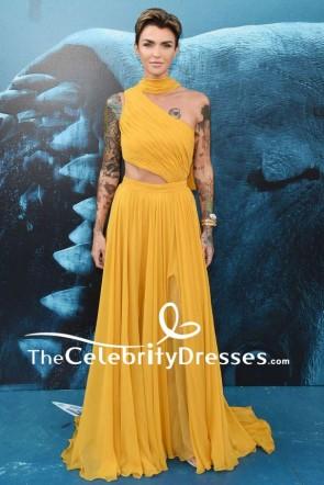 ルビーローズセクシーなイブニングドレス「メグ」LAプレミアドレス