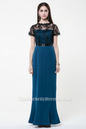 Elegant Floor Length Formal Gown Evening Dresses TCDBF023