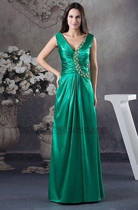 Hunter Long Evening Bridesmaid Dress Prom Formal Gown