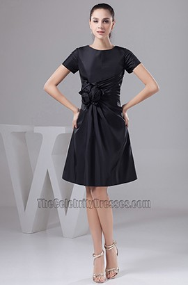 Little Black Dress Cocktail Graduation Party Dresses