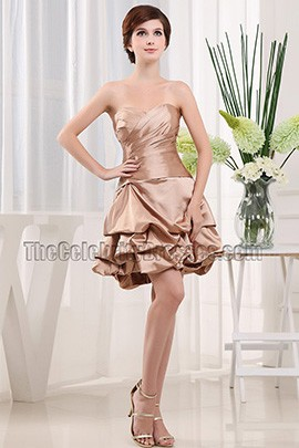 New Style Mini Party Homecoming Graduation Dresses
