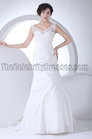 New Style Lace Sweetheart Wedding Dress Bridal Gown