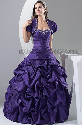 Regency Strapless Sweetheart A-Line Formal Dress With A Wrap
