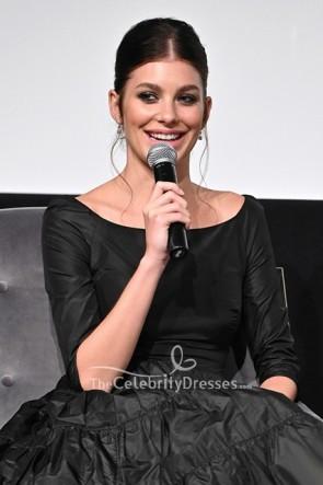 Camila Morrone Little Black Dress 2019 SCAD Film Festival  TCD8734
