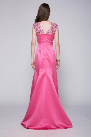 Floor Length Mermaid Formal Dress Evening Gowns