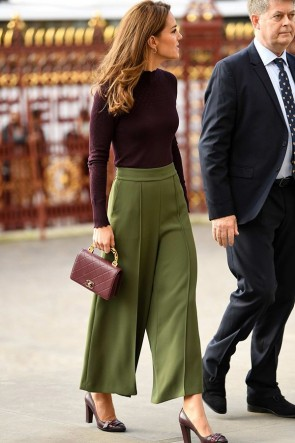 Kate Middleton Fashion Suit 2019