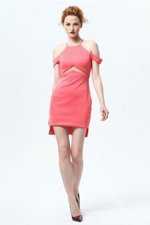 Chic Short Mini Party Homecoming Dresses TCDMU0033