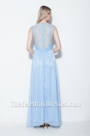 New Style Floor Length Lace Prom Dress Evening Gowns TCDB104