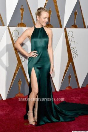 Rachel McAdams レイチェル・マクアダムス セクシーなホルター背中が大きく開いイブニングドレス88オスカーレッドカーペット