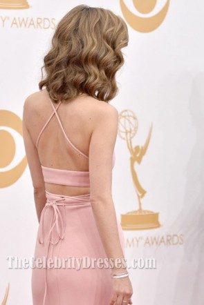 Rose Byrne ローズバーン2ピースフィットウエディングイブニングドレス2013エミー賞