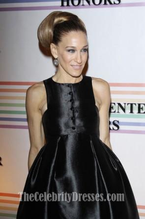 Sarah Jessica サラ・ジェシカ パーカーシックな黒のウエディングドレス第34回ケネディセンター名誉
