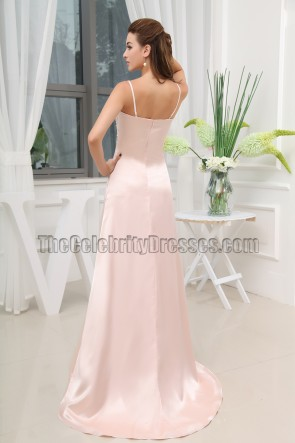 Sexy Pearl Pink Sweetheart Prom Dress Evening Gown