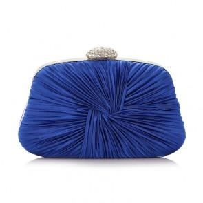 Women's Fashion Velvet Evening Bag Ladies Clutch Hand Bag 1