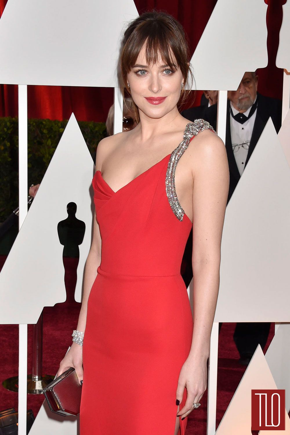 Dakota Johnson Red One...