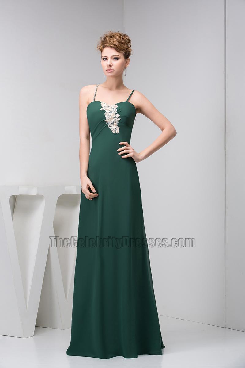 Dark green spaghetti straps prom bridesmaid dresses dark green spaghetti straps prom bridesmaid dresses thecelebritydresses ombrellifo Gallery