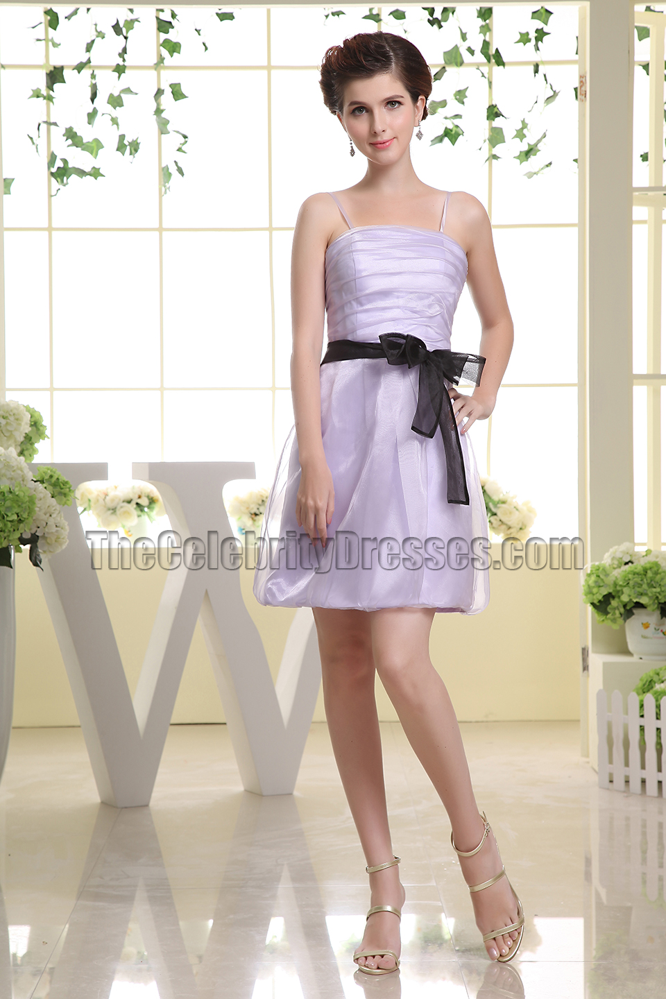 Discount Short Lilac Party Dress Homecoming Cocktail ...