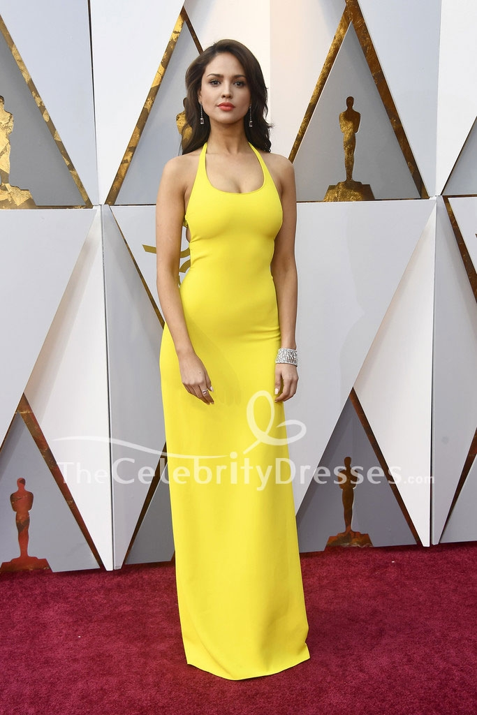 Yellow Dress Gown
