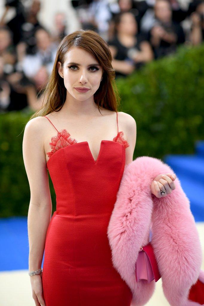Celebrity Dresses Emma Roberts 109