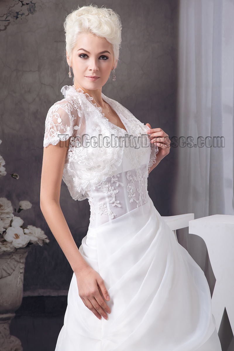 Floor length halter a line wedding dress with a wrap floor length halter a line wedding dress with a wrap thecelebritydresses ombrellifo Images