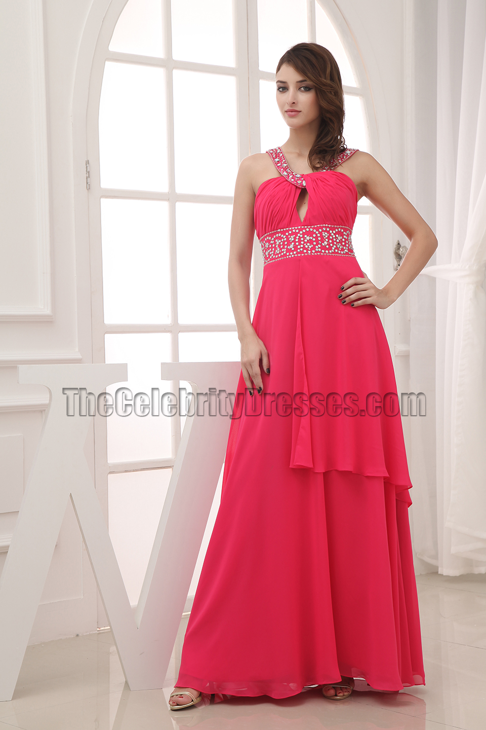 Fuchsia beaded prom gown evening bridesmaid dresses fuchsia beaded prom gown evening bridesmaid dresses thecelebritydresses ombrellifo Choice Image