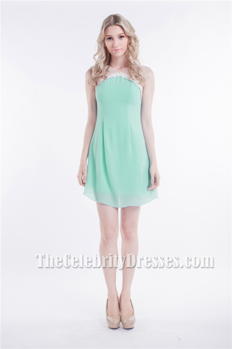 Gorgeous Mini Party Dress Discount Homecoming Dresses ...