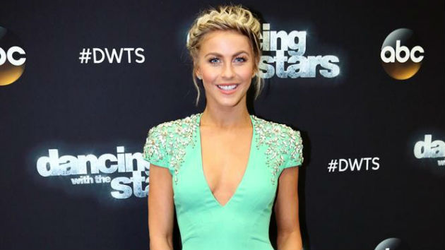Julianne Hough Beaded Evening Dress Season 19 Of Dancing With The Stars Tcd6021