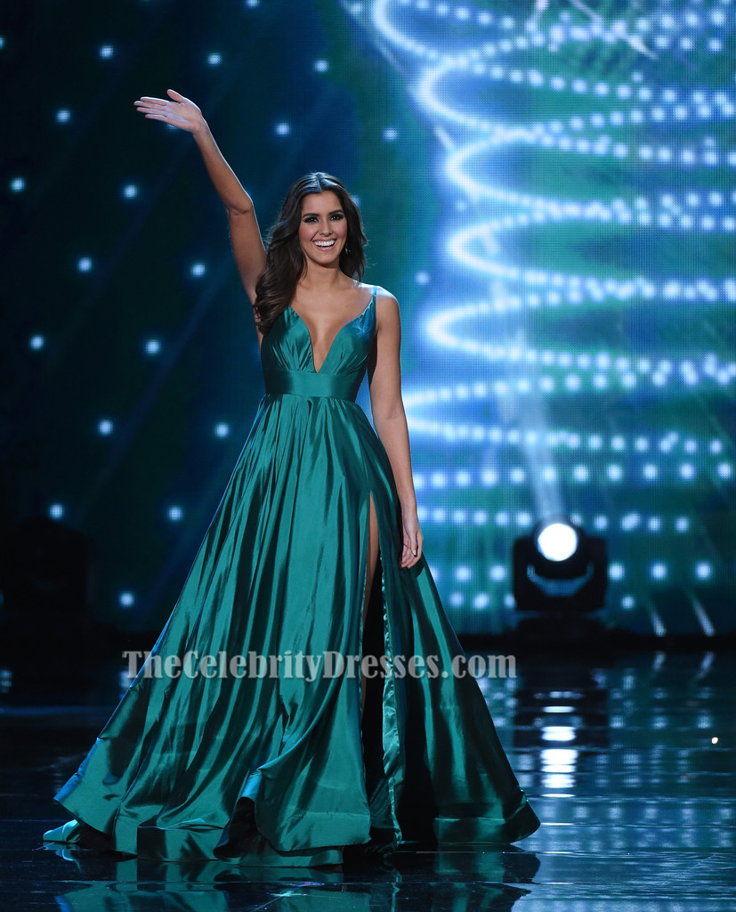 Product Questions – Paulina Vega Evening Gown Formal Dress 2015 Miss ...