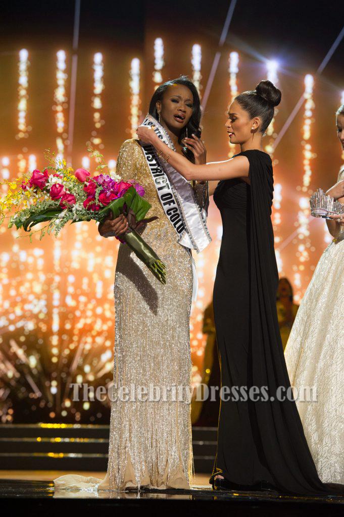 Miss Universe 2015 Pia Wurtzbach 2016 Miss Usa Pageant