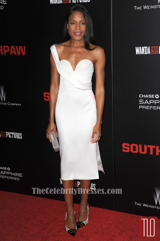 White Cocktail Dress New York - Evening Wear