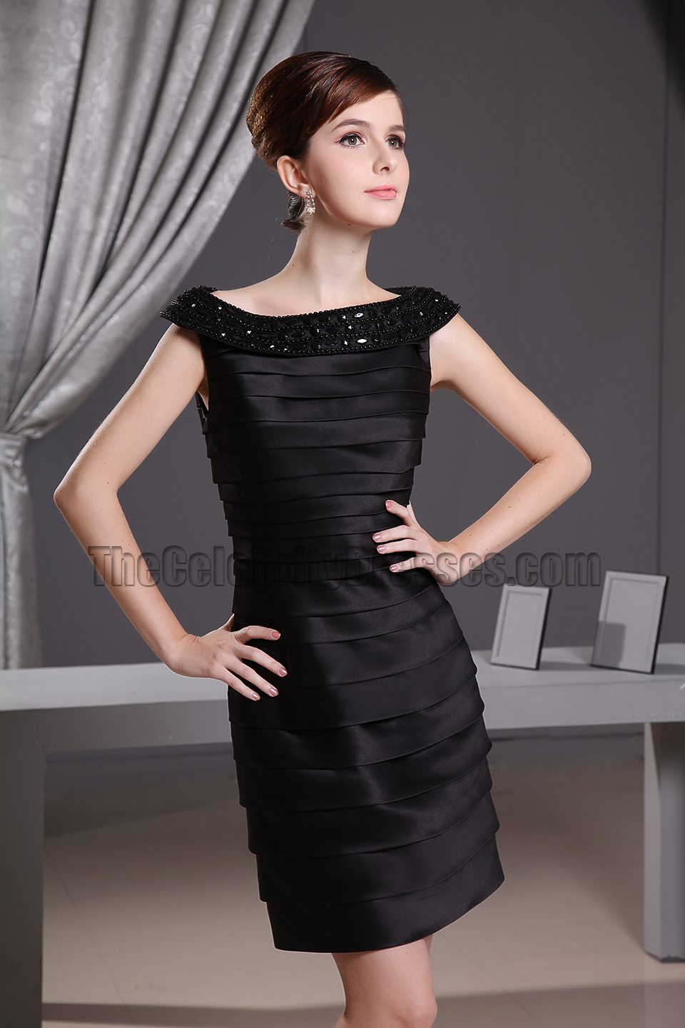 black party dress black dress cocktail dresses with 12071