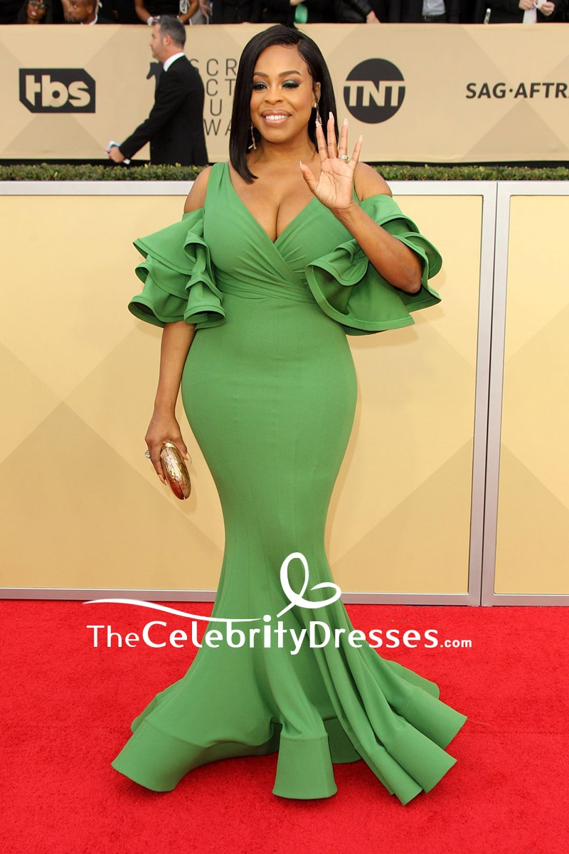 Niecy Nash Dresses