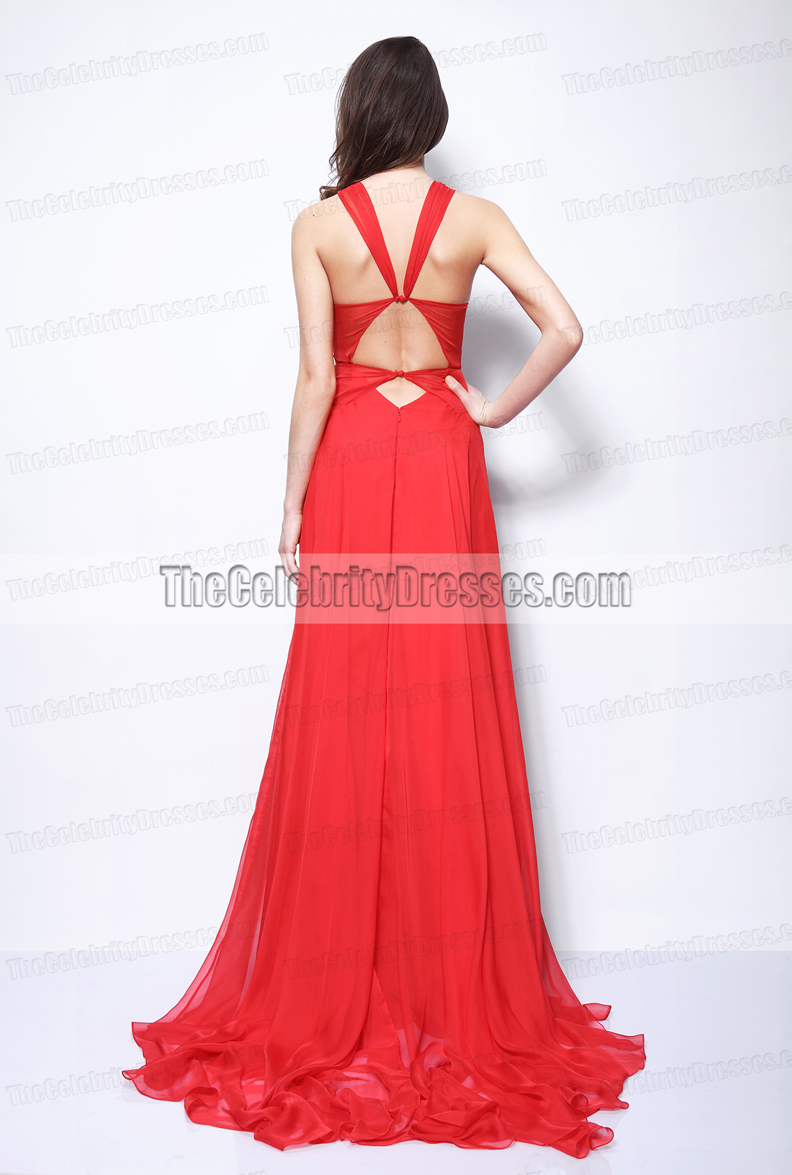 rihanna red prom dress grammys 2013 red carpet evening