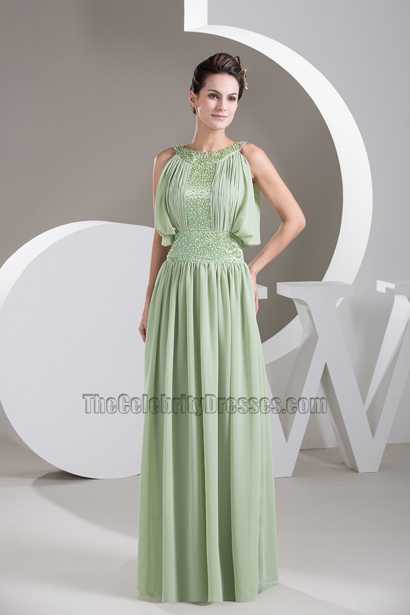 Sage Prom Dresses