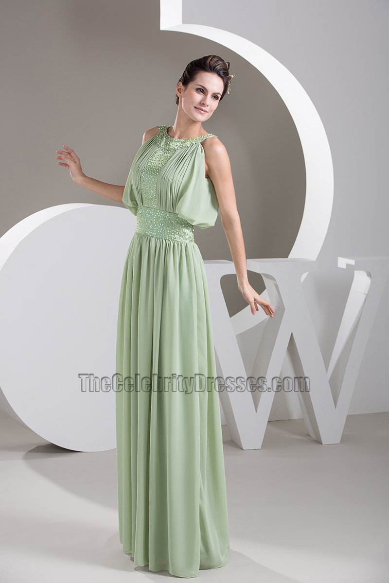 Sage chiffon floor length prom gown bridesmaid evening dresses sage chiffon floor length prom gown bridesmaid evening dresses thecelebritydresses ombrellifo Gallery