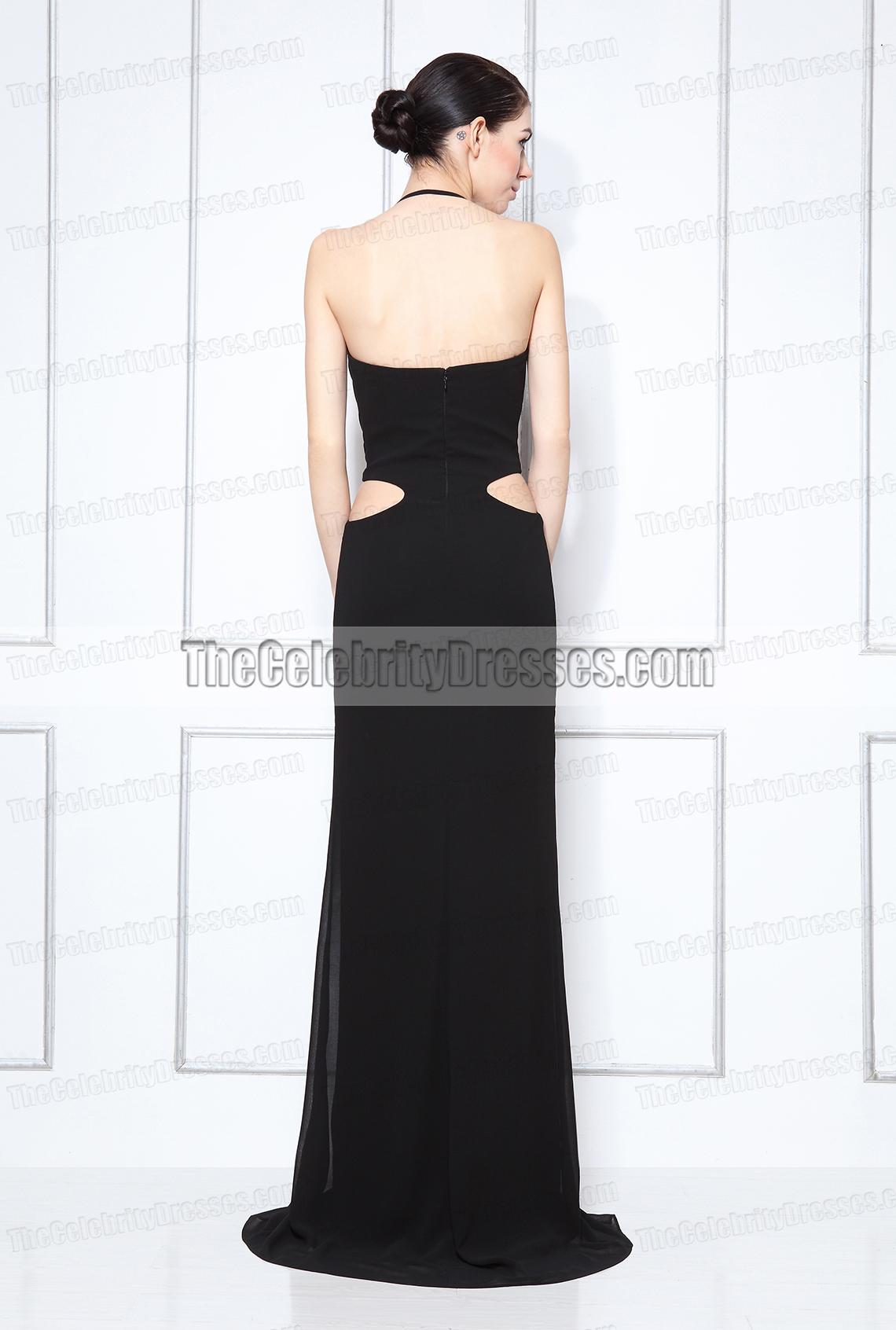 Selena Gomez Schwarz Ausschnitt Prom Dress 2011 Billboard Music ...