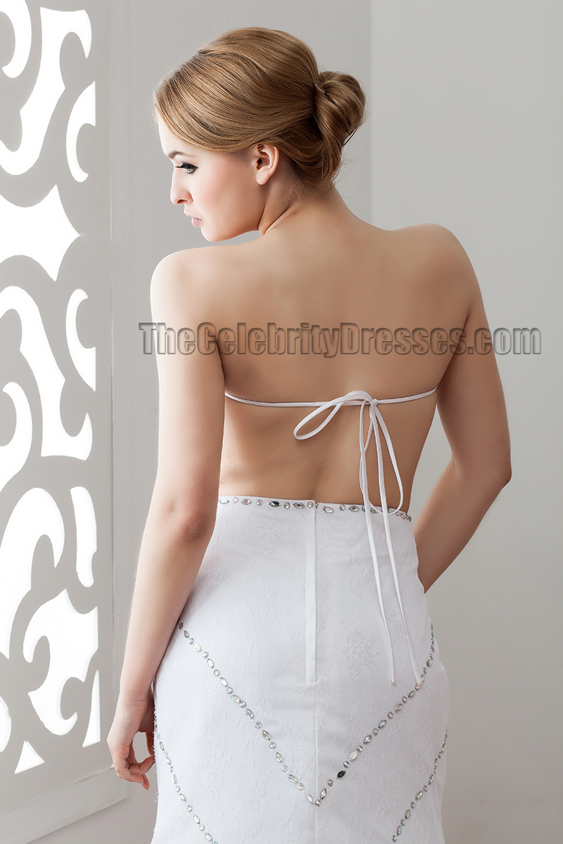 Beaded Strapless Backless Sexy Bikini