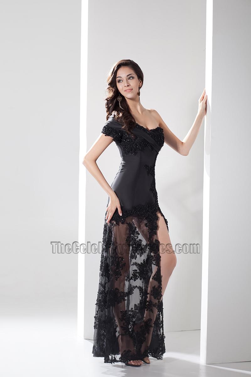 Black dresses prom dresses