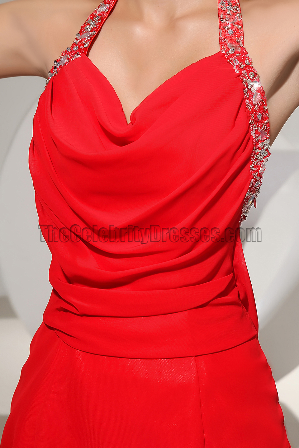 Sexy Backless Cocktail Dress