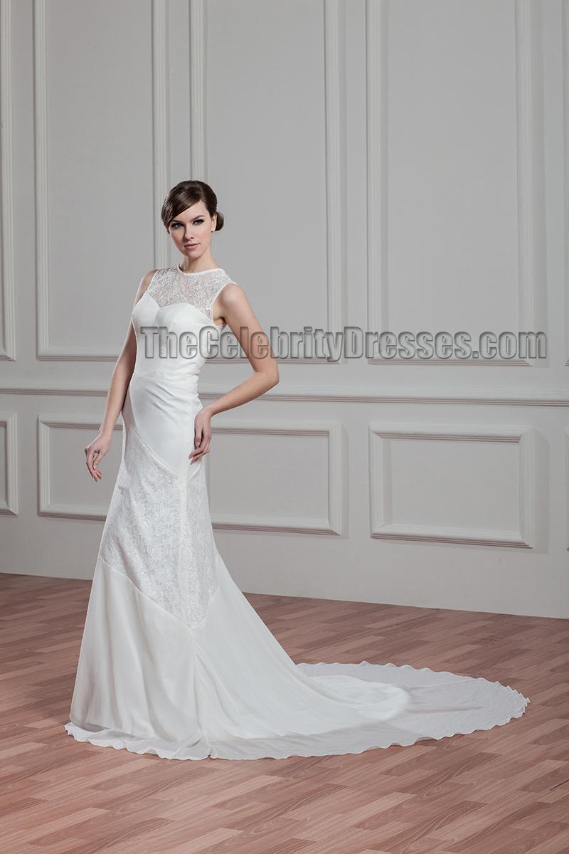 Sheath column lace sleeveless wedding dresses for Wedding dress shops reading