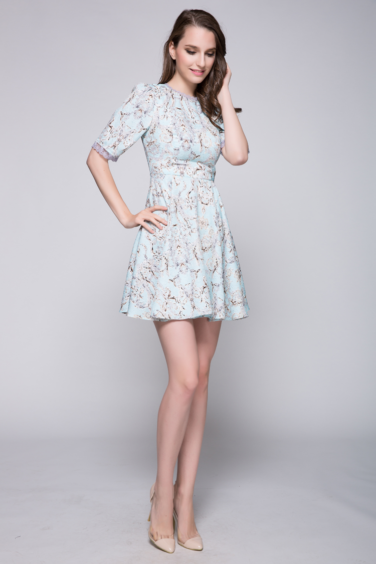 Short Mini A-Line Party Homecoming Dresses - TheCelebrityDresses
