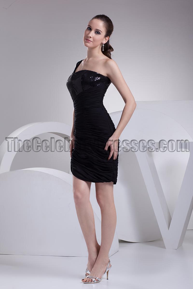 Strapless Little Black Dress